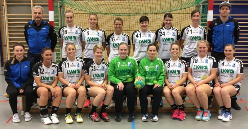 Damen I – Landesliga – MHV Schweinfurt 09 – ESV 27 Regensburg II -23:19 (10:9) – 14.10.2017
