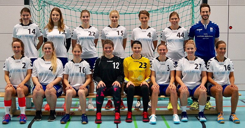 Damen II – Bezirksklasse Nord – HSV Bergtheim III : MHV Schweinfurt 09 – 24:20 (14:9) – 14.10.2017