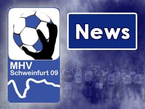 Männer 1 sind auf der Torwartposition fündig geworden! – Sam Meckelein kehrt nach Schweinfurt zurück!