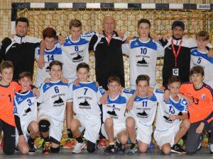 männl. C-Jugend - Saison 2017/18 - Landesliga Nord