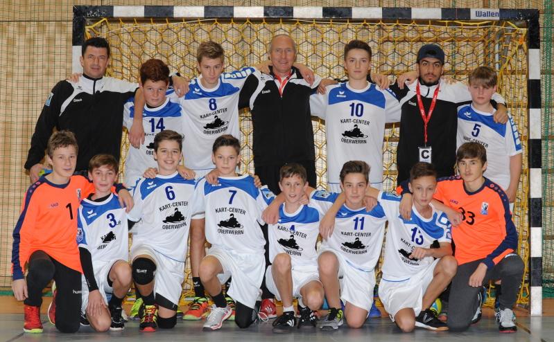 männl. C-Jugend - Saision 2017/18 - Landesliga Nord