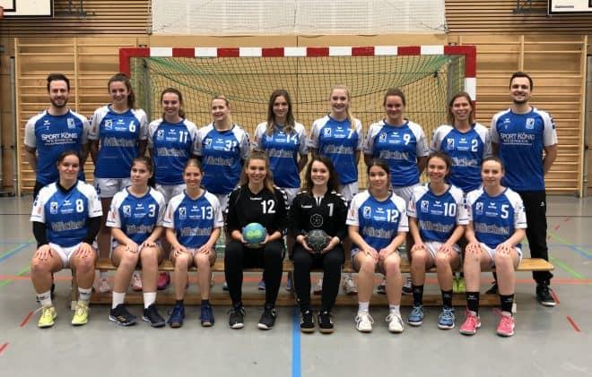 Damen II – Bezirksliga – HG Maintal vs. MHV Schweinfurt 09 – 18:23 (6:10)
