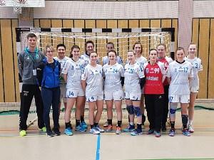 Landesliga – Damen I – MHV Schweinfurt 09 vs. Post SV Nbg – 12:30 (2:16)