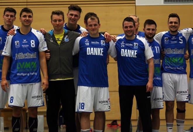 Herren I – BOL – MHV Schweinfurt 09 vs. HSG Mainfranken – 26:27 (15:17)