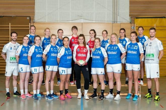 Damen – BOL – MHV Schweinfurt 09 vs. SG Dettelbach/Bibergau – 18:25 (10:15)
