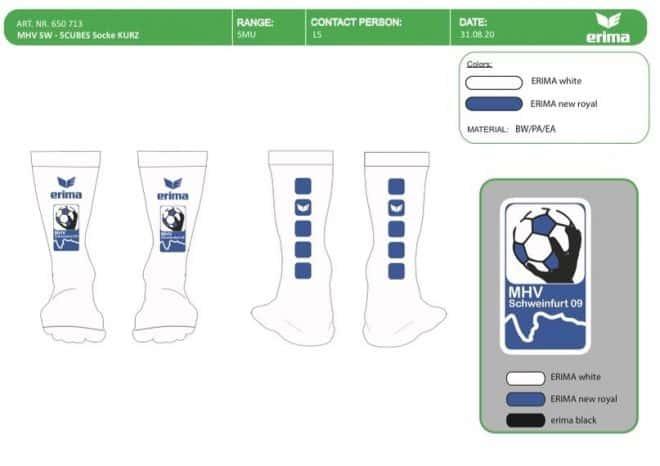 MHV-Socken
